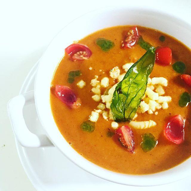 """✨ Ya probaste nuestra sopa de tomate horneado?! Te esperamos en @cilantrosoperia"" Photo taken by @cilantrosoperia on Instagram, pinned via the InstaPin iOS App! http://www.instapinapp.com (09/30/2015)"