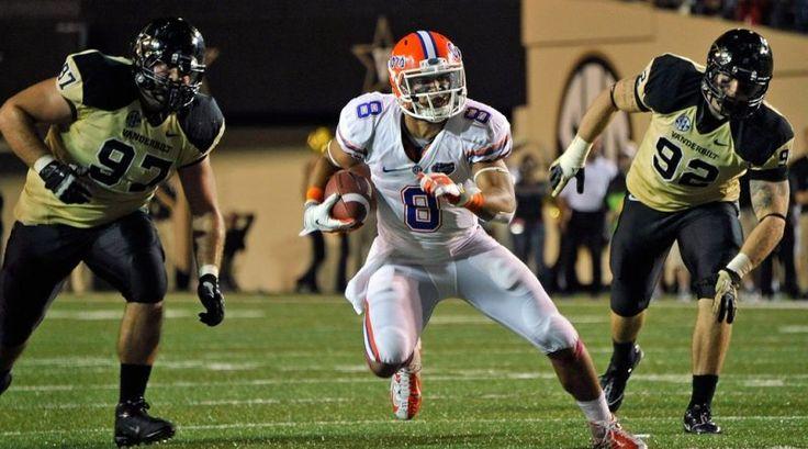 Florida Gators vs. Vanderbilt Commodores, Las Vegas Betting Week 5, College Football Odds, Picks and Prediction