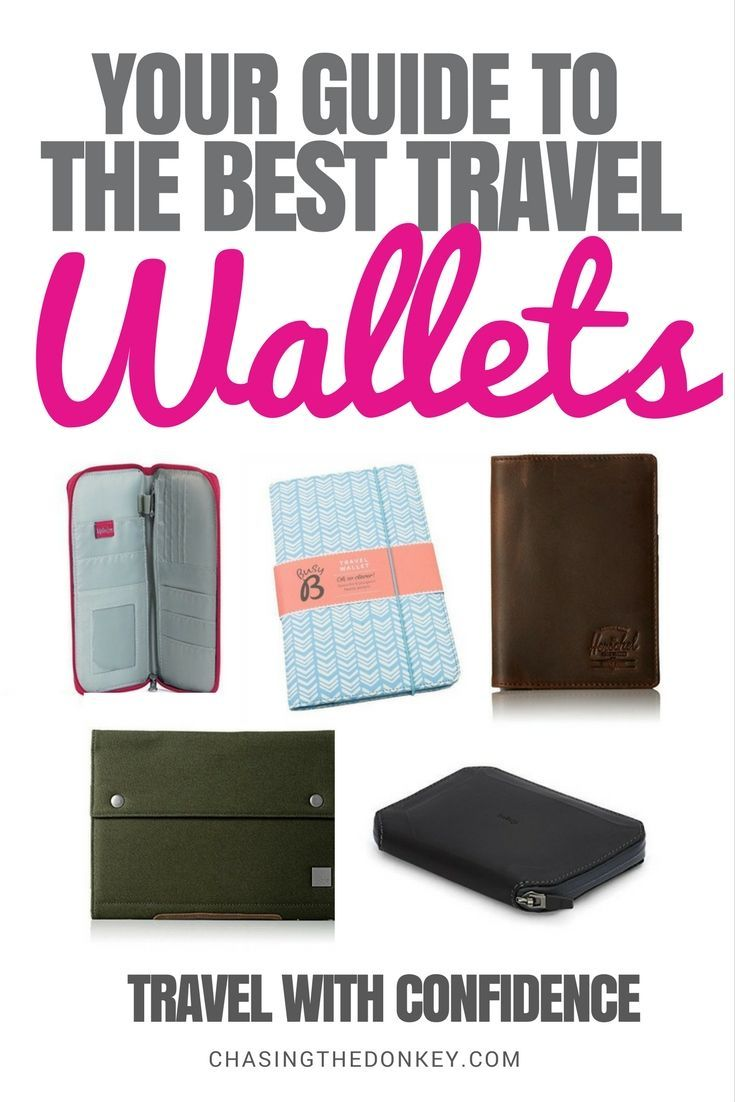 65b80e95965 A travel wallet or passport holder is the key to keeping your money and  documents safe while on the go. Before you invest in this needed accessory