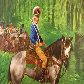 """Francis Marion (1732 - 1795) Known as the """"Swamp Fox"""" for his strategy of fighting the British during the Revolutionary War. Born in Georgetown, SC .History, Wars Heroes, Swamp Foxes, Francis Marion, Marion 1732, Colonial America, Famous Revolutionary, Revolutionary Wars, American Revolutions"""