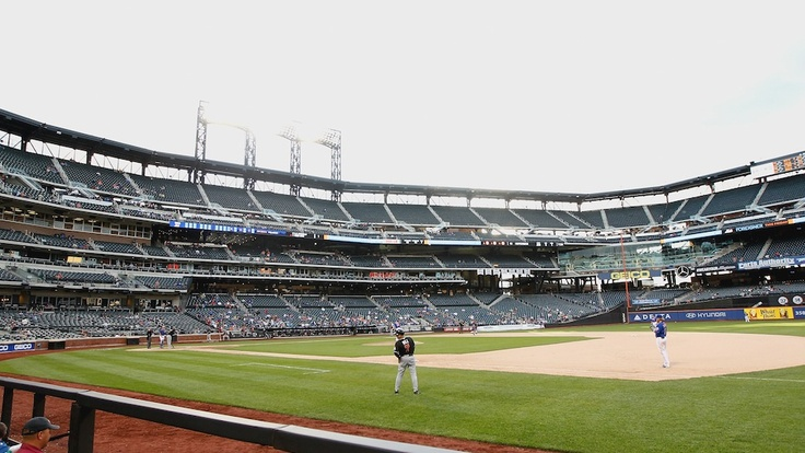 Mets And Marlins Play 20-Inning Baseball Game