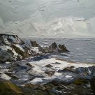 Martin Llewellyn, Winter, Three Cliffs