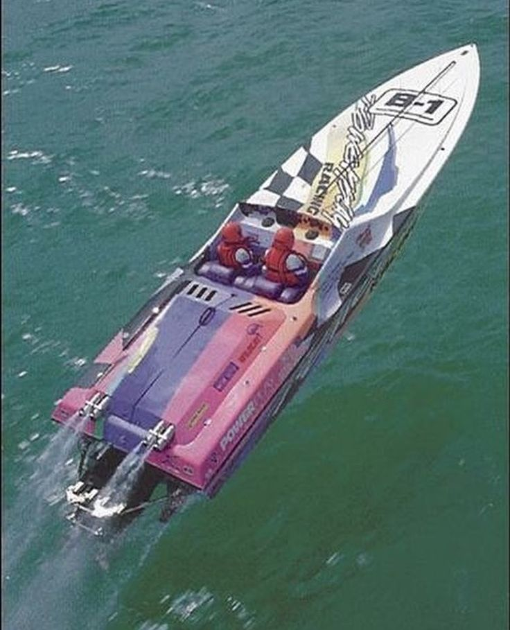 808 Best Power Boats Miami Images On Pinterest Motor