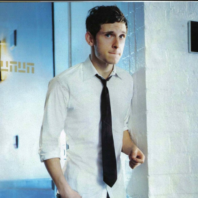 Jamie Bell - I've been in love with this man since I was about 10!