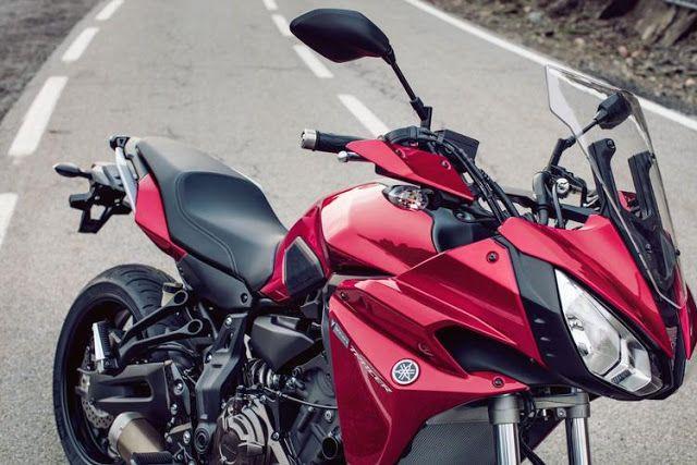 2016 Yamaha Tracer 700 Sport Tourer Photos - Video - 4Riders