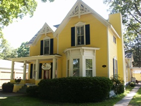 Michigan Bed and Breakfast:: So many to choose from, so romantic::  #puremichigan
