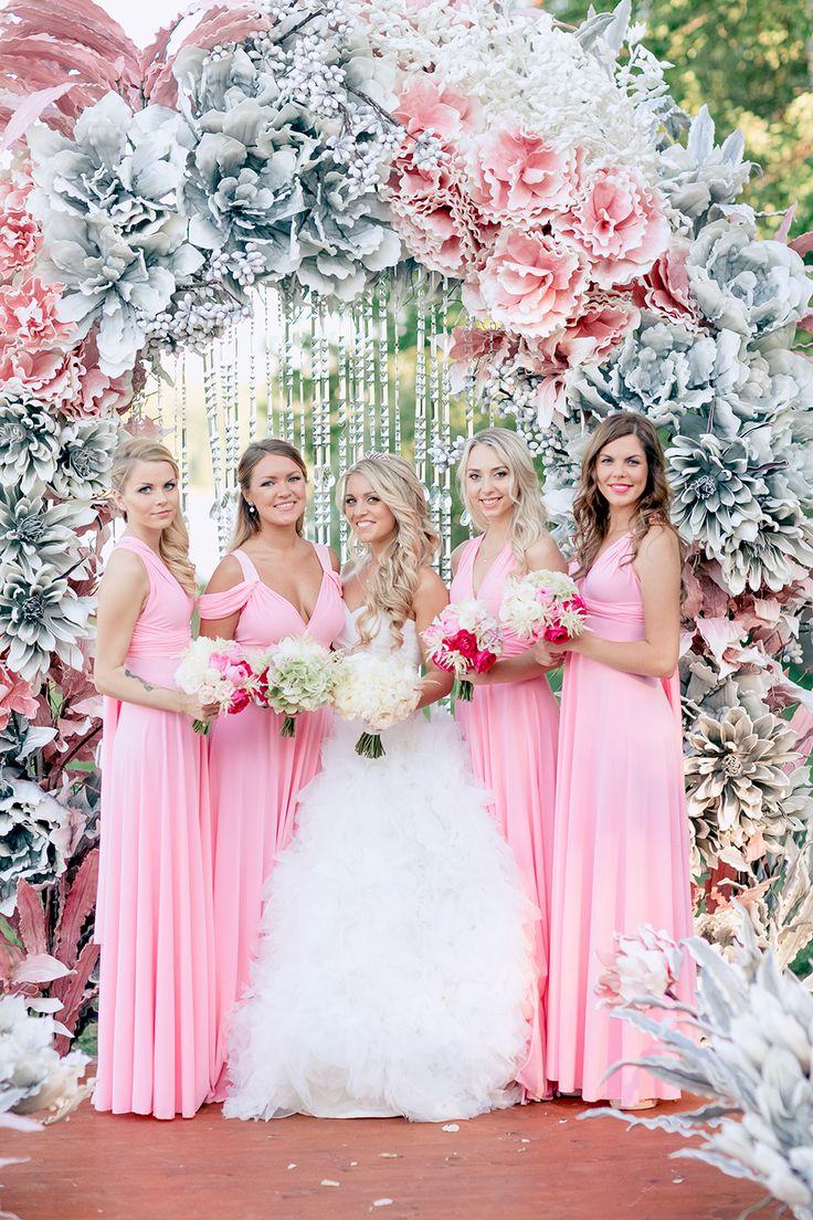 Magical Russian Wedding with Eye-Catching Displays - photo by Konstantin Semenikhin http://ruffledblog.com/magical-russian-wedding-with-eye-catching-displays