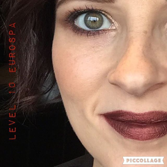 Loving this L10 liquid #lipstick colour for Fall! #cosmetics #makeup #fallcolours #fashion #level10eurospa #ourownbrand #madeincanada #L10hauteface #courtenaysalons #downtowncourtenay #beautifulexperience