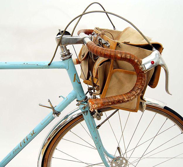 vintage road bikes - missing mine!