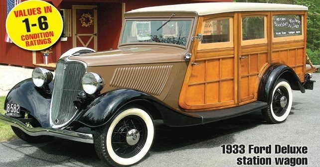 Old Car Price Guide – Antique Car Appraisal