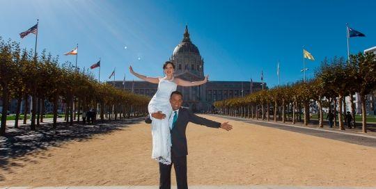 #San #Francisco #destination #wedding