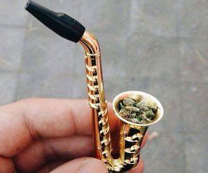 Saxophone Pipe