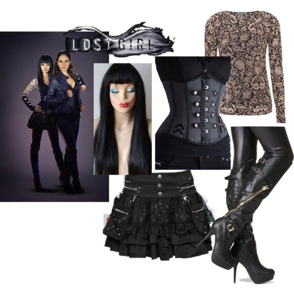 """""""Lost Girl Kenzie"""" by jessica-banks on Polyvore"""