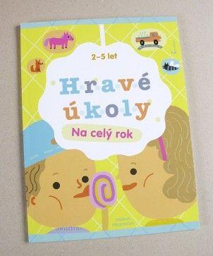 Hravé úkoly (Na celý rok) | Hravé úkoly | AXIÓMA nakladatelství pro děti