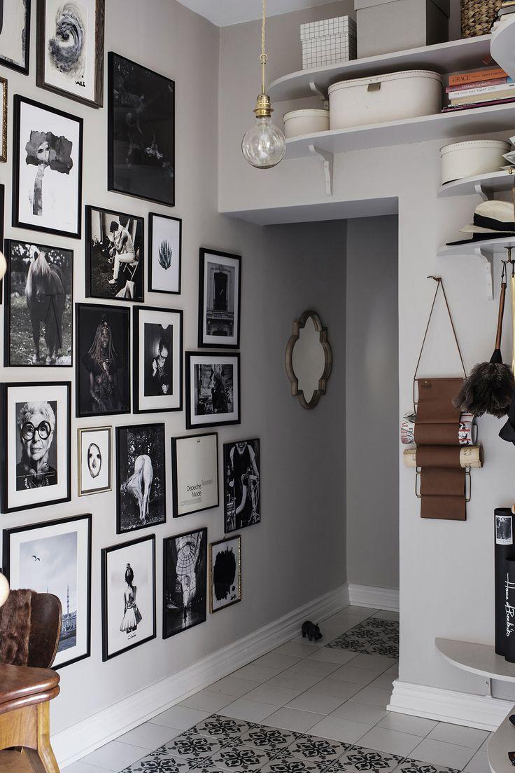 Gravity Home: Charming Swedish Apartment With Parisian Vibe