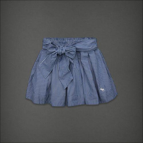 Abercrombie And Fitch Vrouwen Rokken Blauw Online