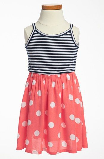 Splendid 'Pool Party' Dress (Little Girls) available at #Nordstrom. LOVE!!!