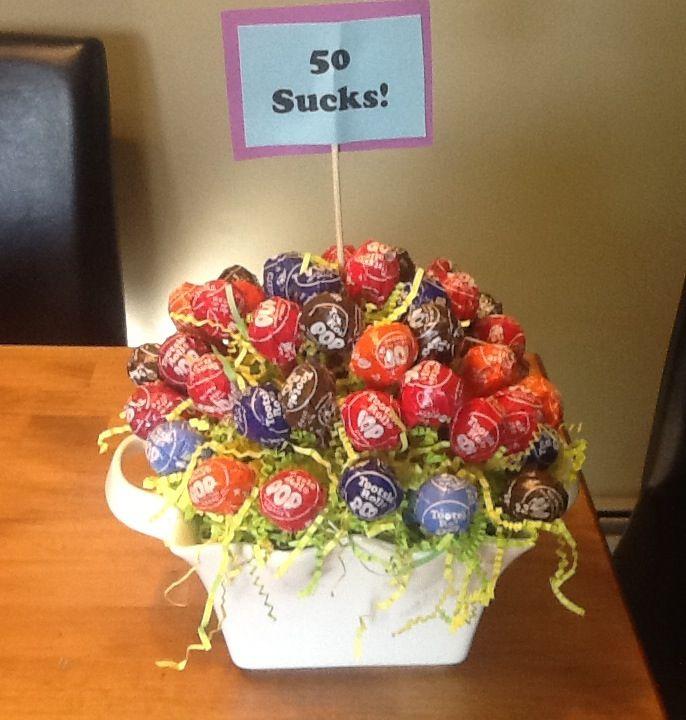 50 th birthday #50th_birthday_crafts