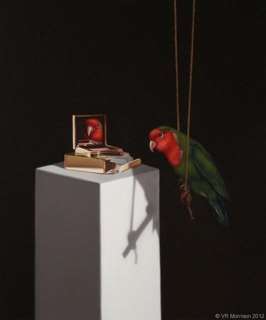 Enchanter Moi - VR Morrison Contemporary Artist