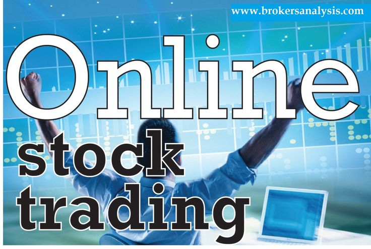 Open your demat account for Online Trading in India. Then choose best stock brokers and then do the online trading by the using software from your electronic device.