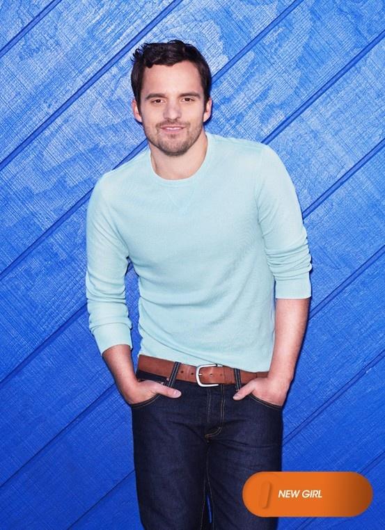 """Jake Johnson é """"Nick"""".  New Girl - Nova Temporada, 11 de maio 18h15  #EuCurtoFOX Confira conteúdo exclusivo no www.foxplay.com"""