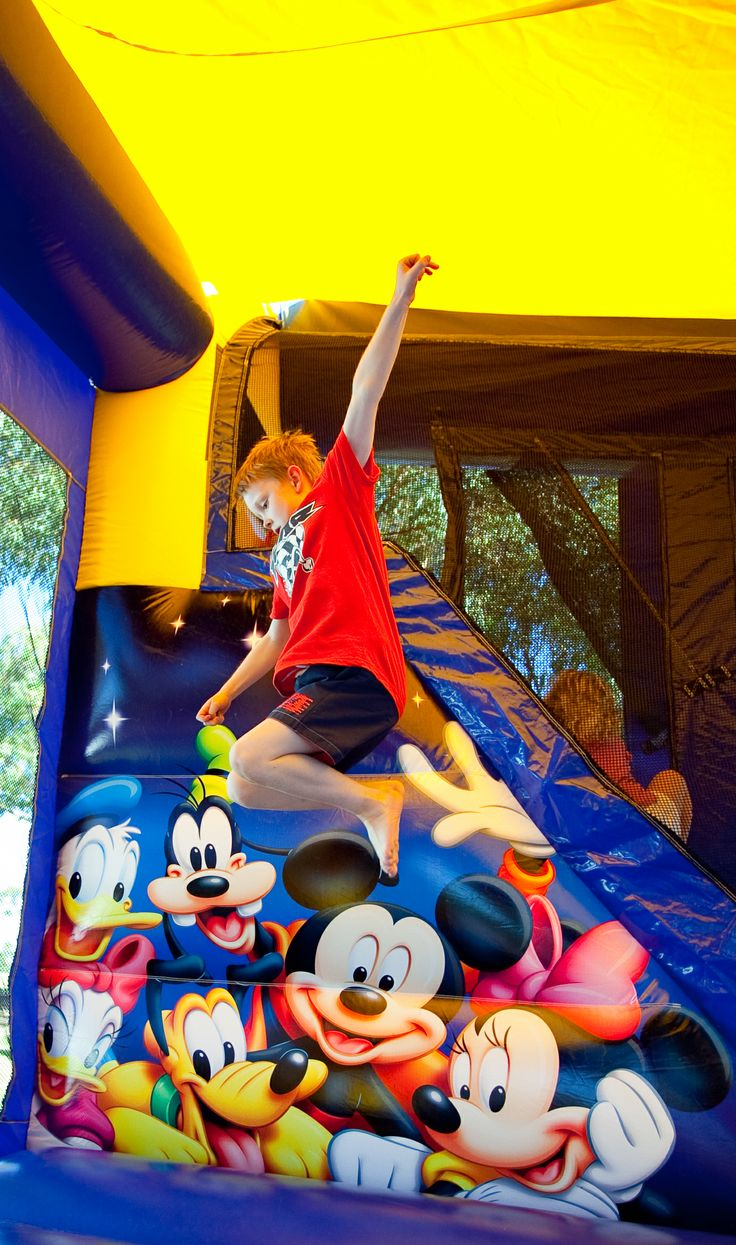 There are new different bouncy castles this 2014. You must check it out now!   http://www.happyhoppers.com.au/