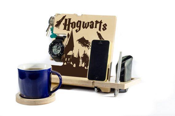 Ankern mit Harry Potter Dekor harry Potter benutzerdefinierte Hogwarts Schule personalisiert harry Potter Hogwarts Geburtstag Thema harry Potter Teile