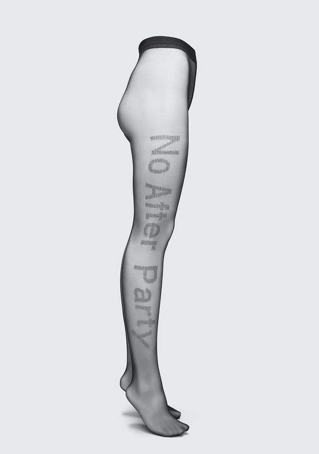 380e95365fce48 Alexander Wang NO AFTER PARTY TIGHTS | Products | Tights, Patterned ...