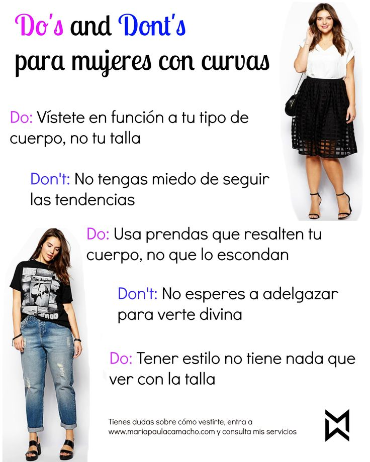 Plus size fashion style tips and tricks. Tips y consejos para mujeres con curvas!   www.laetiquette.com