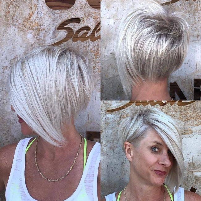 Cool en super gaaf! Deze korte modellen in een blonde kleur moet jij zien! – Kap…