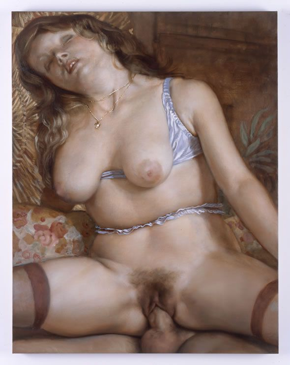 Wanna art fine nude painting LAUREN AND