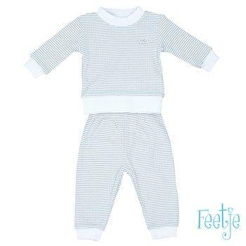 Pyjama wafel - 305.532   Feetje