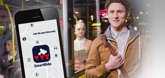 VVT SmartRide App