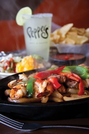 Pepper's was one of the first Tulsa restaurants to add fajitas to its menu. The dish remains a popular menu staple.