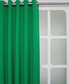 Gordijnen - Verduister Fancy Groen