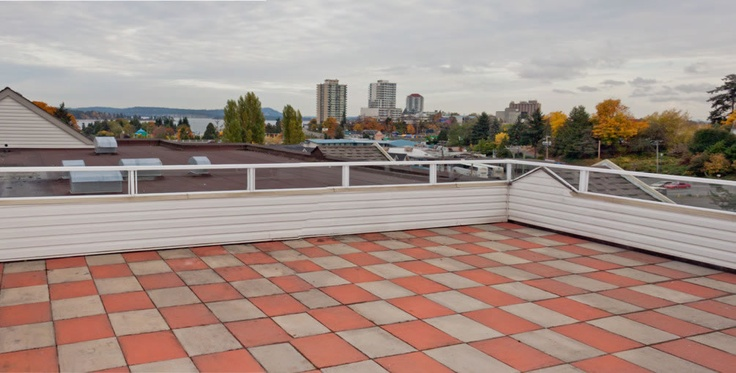 This was a small 2 bedroom condo but had a million dollar view and deck. It sold quickly I think because it had no comparable. Most condo decks are short and narrow.