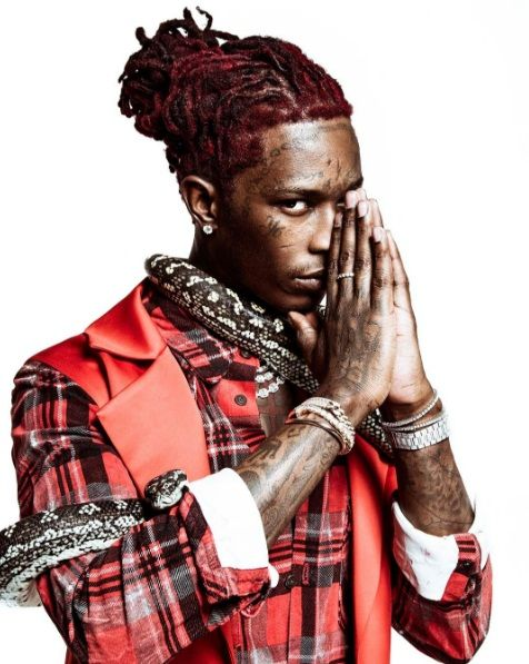 "Here's something new from Young Thug titled ""Smash"". Produced by frequent collaborator London On Da Track. His new album 'Thugger' is on the way."