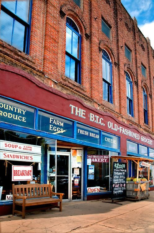BTC Old-Fashioned Grocery is another must-visit spot on Main Street.