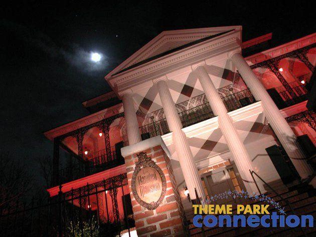 La replica della casa dei fantasmi della Disney in vendita