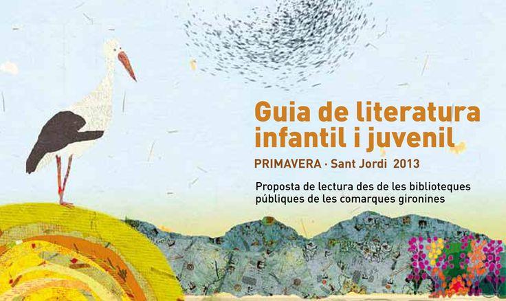 Guia de lectures recomanables per a infants i joves feta pel grup  CLER, professionals de les biblioteques de comarques gironines. Sant Jordi 2013. http://www.bibgirona.cat/assets/documents/000/130/543/estiu2013.pdf   Il·lustració portada: Marta Such http://martasuch.blogspot.com.es/