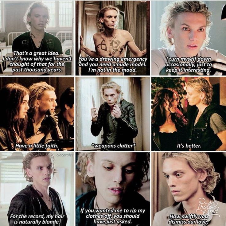 The best Jace Herondale ❤️❤️➰