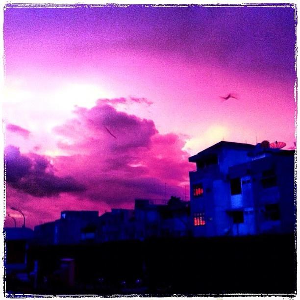 #sunset #ggid #gengisappop - @tamtomo- #webstagram