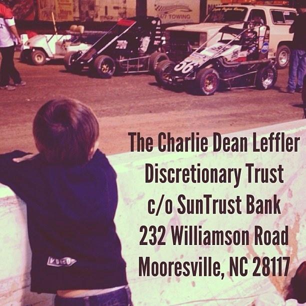 Charlie Dean Leffler Charity Fund Established ...