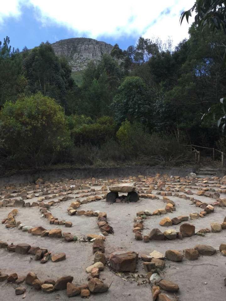 The Labyrinth at Lady Slipper, Port Elizabeth, South Africa