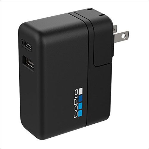 GoPro Supercharger - #GoPro #accessories are here to take your motion videography to a whole new level. Check out these GoPro accessories now.  https://www.indabaa.com/best-gopro-accessories/