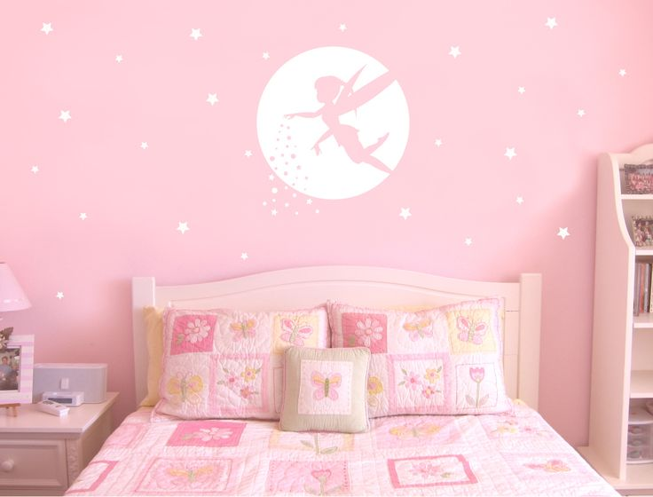 Cheap Sticker For Kids Room, Buy Quality Fairy Wall Stickers Directly From  China Wall Stickers For Kids Suppliers: Fairy Wall Sticker For Kids Room  Girl ...