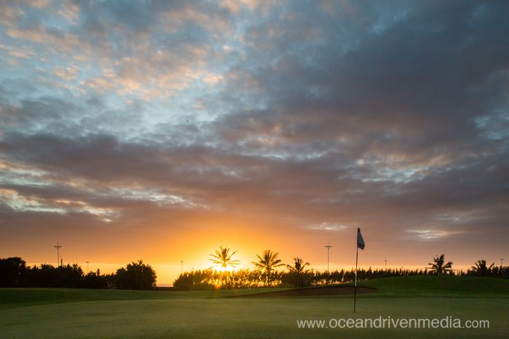 Durban Country Club Sunrise