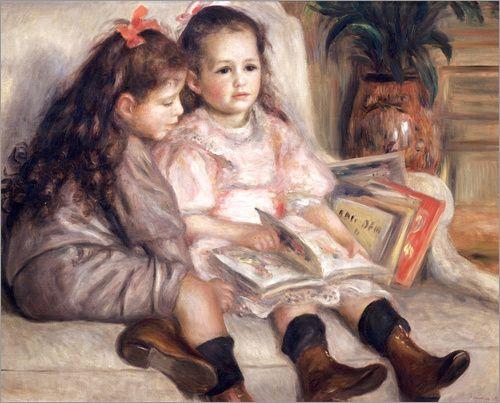 Pierre-Auguste Renoir - Portraits of children