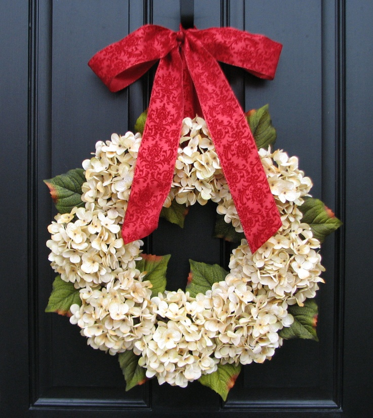 Wedding Wreaths For Front Door: 17 Best Images About Fall On Pinterest