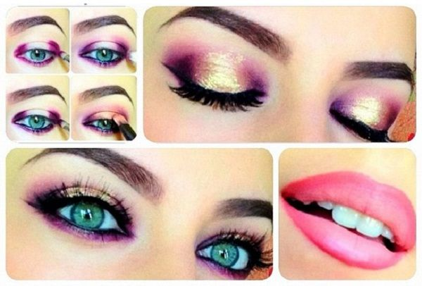 24 Amazing Make Up Ideas: